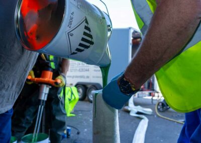 Kanalsanierung mit dem Kurzlinersanierungsverfahren