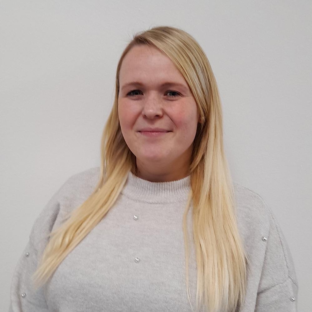 Anna Lena Braun, neue Mitarbeiterin für den Kaufmännischen Bereich
